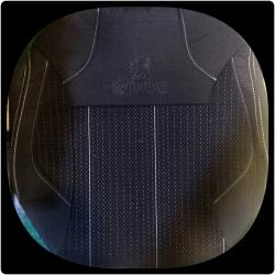 روکش صندلی پارچه پژو 2008