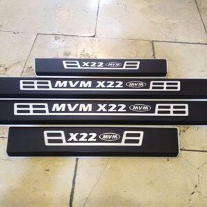 پا رکابی فلزی x22