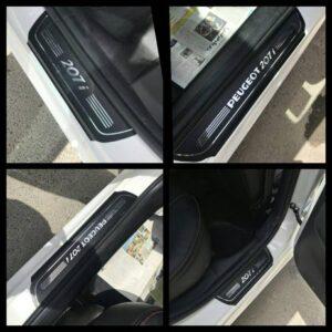 پارکابی چرمی پژو 207