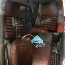 کفپوش پنج بعدی خودرو پژو 2008
