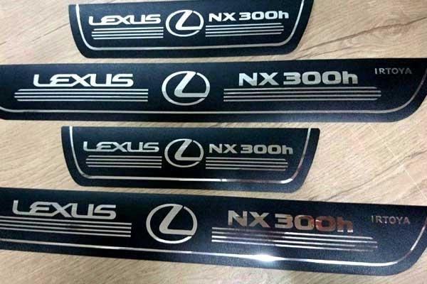 پارکابی چرمی لکسوس NX 300H