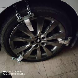 زنجیر چرخ کمربندی فلزی