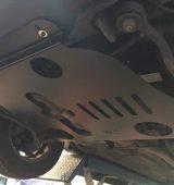 سینی زیر موتور کوییک