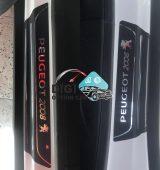 پارکابی چرمی پژو 2008