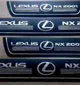 پارکابی چرمی لکسوس NX 200T